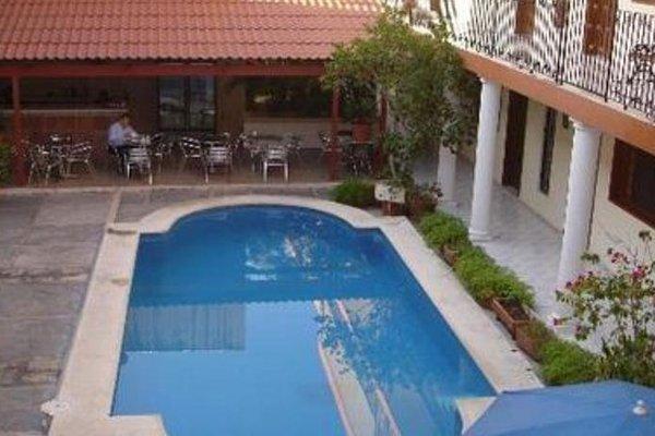 Hotel San Juan Merida - фото 8