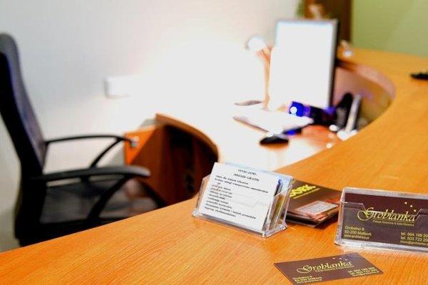Hotelik Groblanka - фото 21