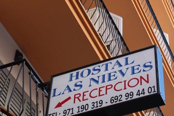 Hostal Las Nieves - фото 23