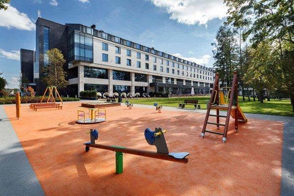 DoubleTree by Hilton Hotel & Conference Centre Warsaw - фото 22