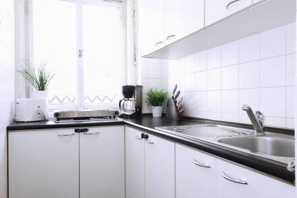 Apartment Moldau - фото 17