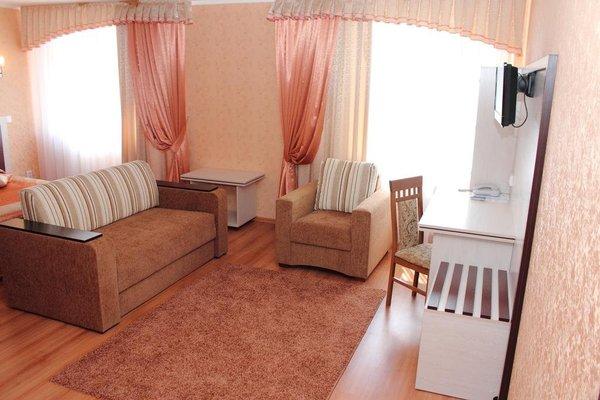 Nadzeya Hotel - фото 14