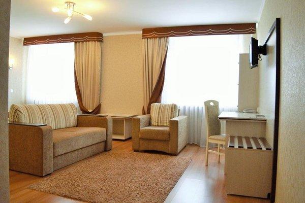 Nadzeya Hotel - фото 15