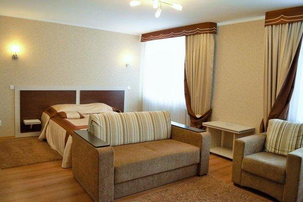 Nadzeya Hotel - фото 17