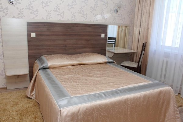 Nadzeya Hotel - фото 5