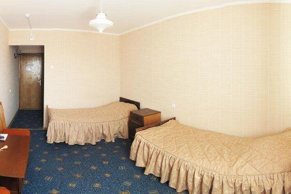 Nadzeya Hotel - фото 8