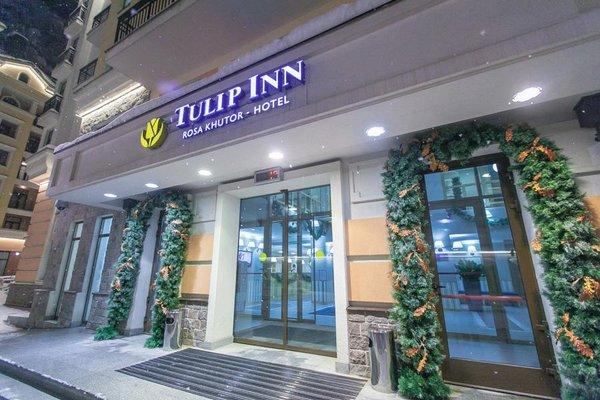 Отель Тюлип Инн Роза Хутор Отель - фото 21