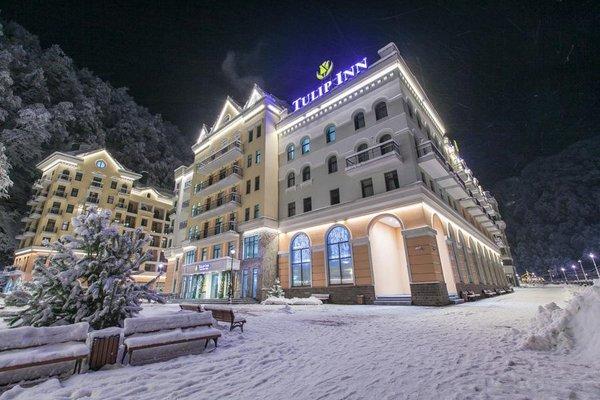Отель Тюлип Инн Роза Хутор Отель - фото 23