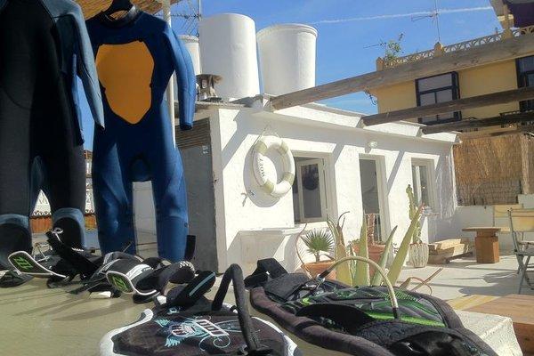 InHouse Marbella Hostel - фото 21