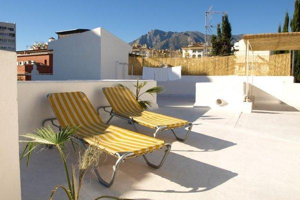 InHouse Marbella Hostel - фото 22