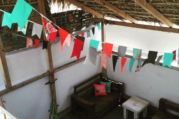 El Petate Hostel - фото 16