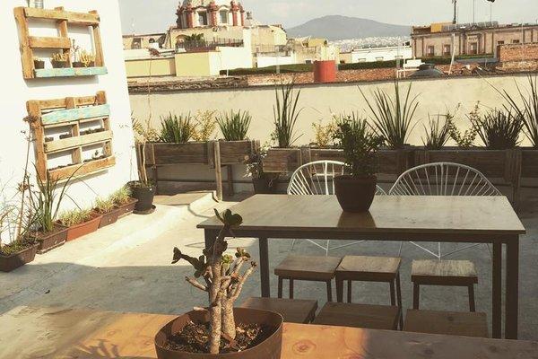 El Petate Hostel - фото 20
