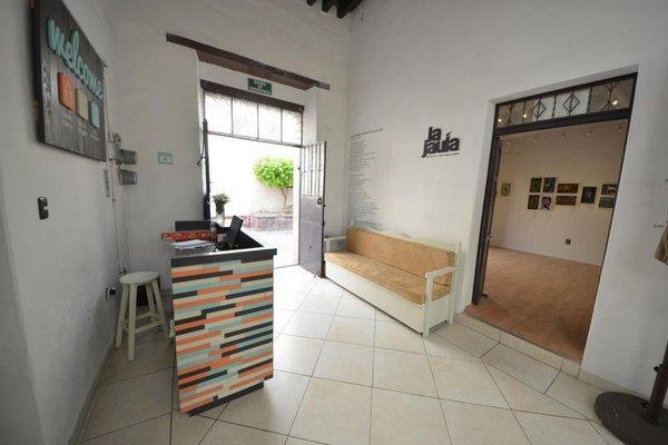 El Petate Hostel - фото 4
