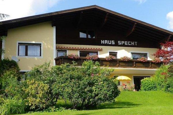 Appartementhaus Specht - фото 15