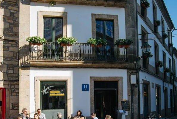 Hotel Arco de Mazarelos - фото 21
