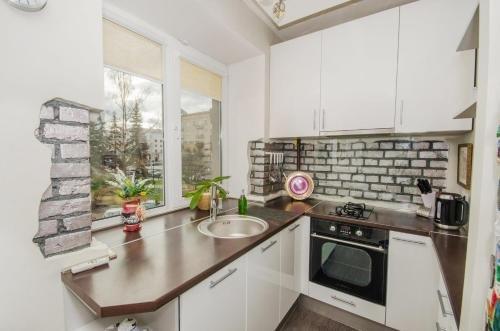 Apartment On Kalinina 1 - фото 7