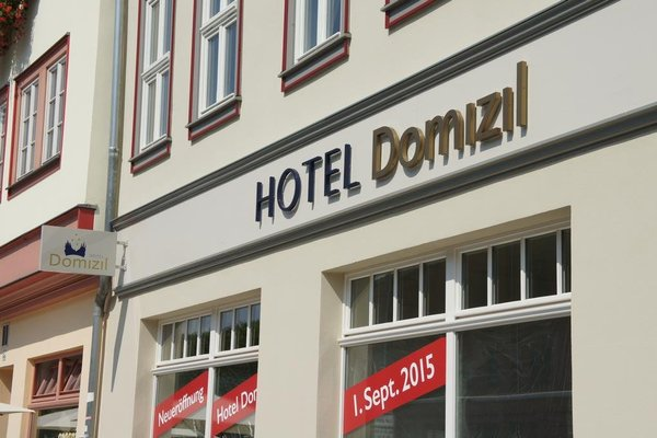 Hotel Domizil - фото 23