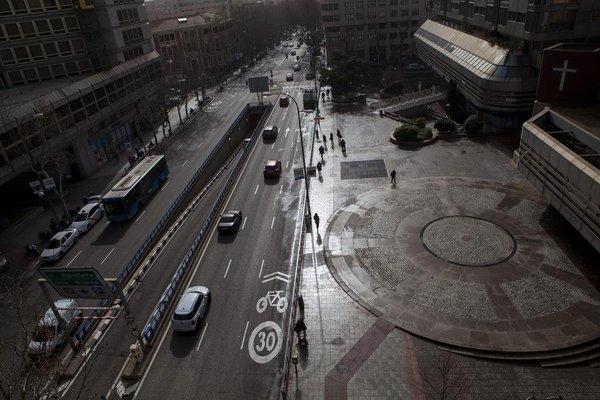 Hostal Overnight Madrid - фото 18