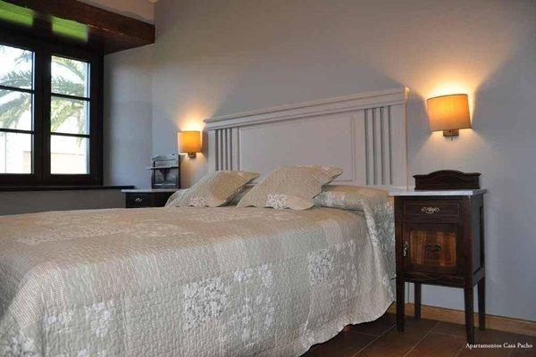 Casa Pacho Apartamentos Rurales - фото 1