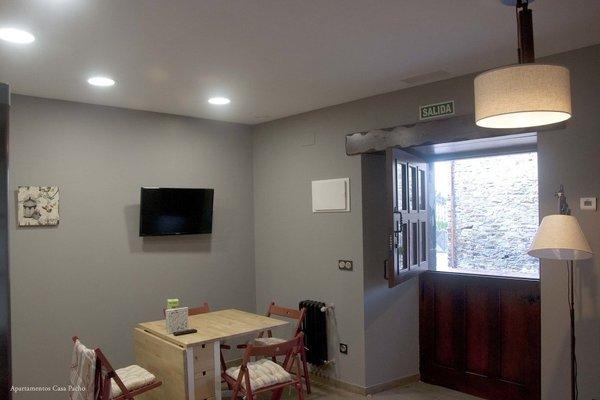 Casa Pacho Apartamentos Rurales - фото 4