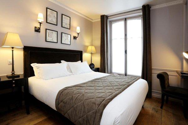 Hotel Saint-Louis Pigalle - фото 32