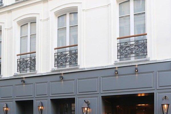 Hotel Saint-Louis Pigalle - фото 23