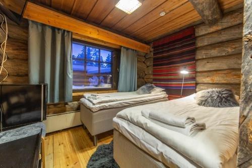 Kuukkeli Porakka Rooms - фото 9
