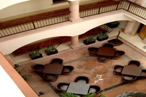 Hotel Rio Queretaro - фото 18
