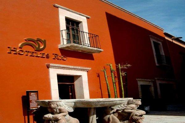 Hotel Rio Queretaro - фото 22
