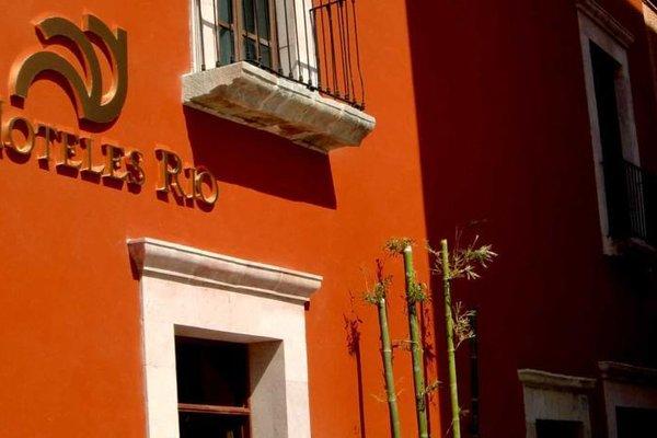 Hotel Rio Queretaro - фото 23