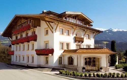 Gartenhotel Maria Theresia - фото 22