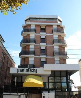 Grand Meeting Hotel - фото 22