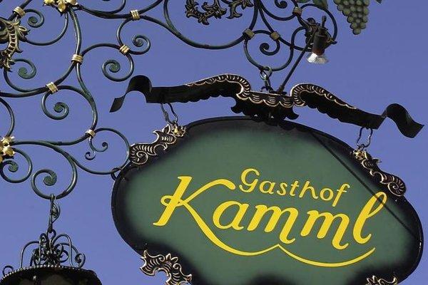 Hotel Gasthof Kamml - фото 16