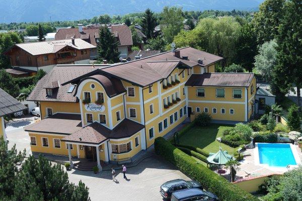 Hotel Gasthof Kamml - фото 23
