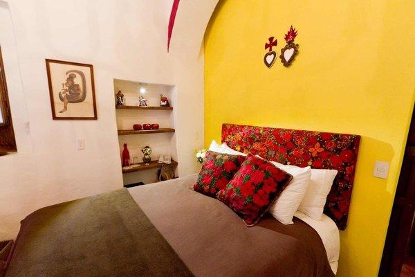 Hotel Boutique La Casa del Naranjo - фото 50