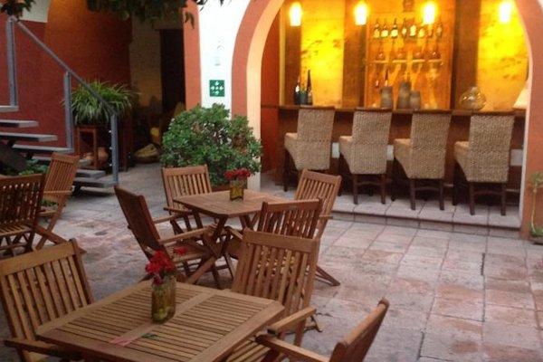 Hotel Boutique La Casa del Naranjo - фото 15
