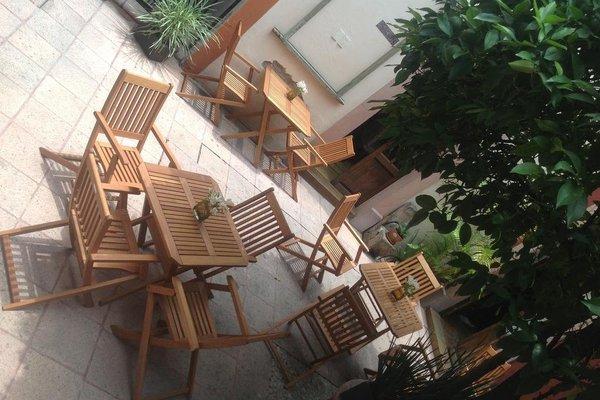 Hotel Boutique La Casa del Naranjo - фото 23