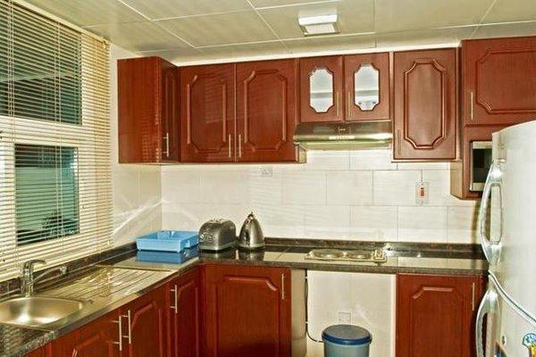 Asfar Hotel Apartment - фото 12