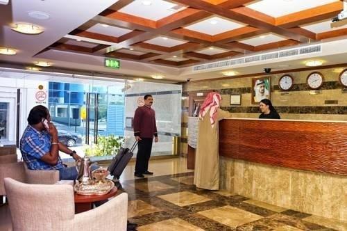Asfar Hotel Apartment - фото 17