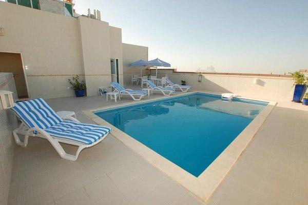 Asfar Hotel Apartment - фото 21