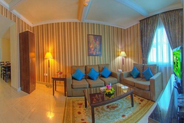 Asfar Hotel Apartment - фото 5