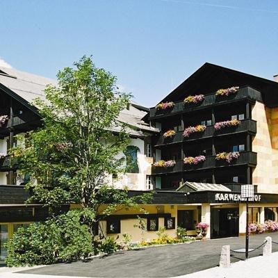 Hotel Karwendelhof - Все включено - фото 22