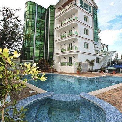 Chenoua Hotel, Блида