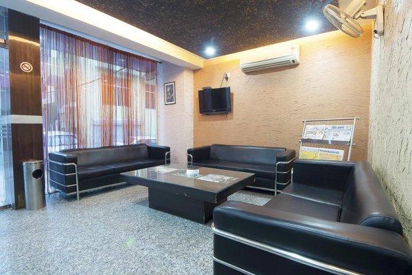 Airport Hotel Noratan Palace - фото 9