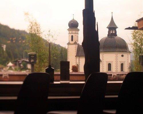 Hotel Wetterstein Seefeld - фото 17