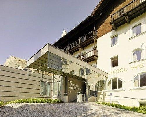 Hotel Wetterstein Seefeld - фото 22