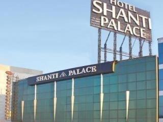 Hotel Shanti Palace West - фото 22