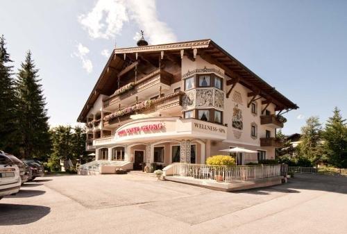 Hotel Garni St. Georg - фото 23