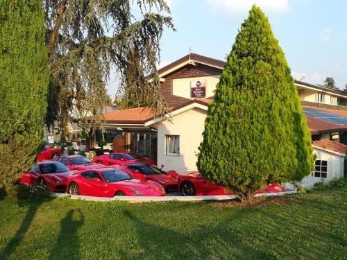 Best Western Plus Hotel Modena Resort - фото 22