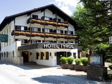 Hotel Tyrol-Alpenhof - фото 22